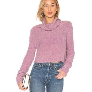 Free People | Stormy Pullover Cowl Neck Sweater
